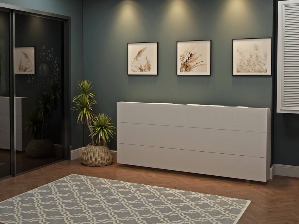 Simple Twin Murphy Wall Bed